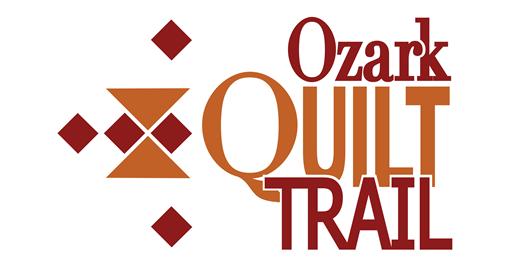 Ozark Quilt Trail Logo